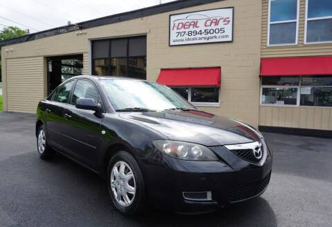 2008 Mazda MAZDA3 for sale at I-Deal Cars LLC in York PA