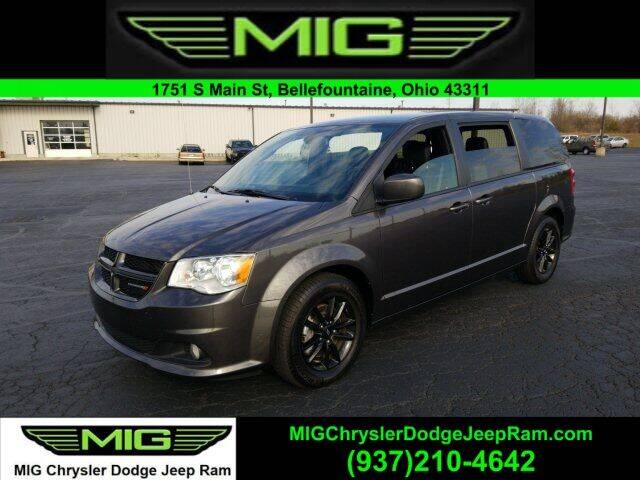 2019 Dodge Grand Caravan for sale at MIG Chrysler Dodge Jeep Ram in Bellefontaine OH