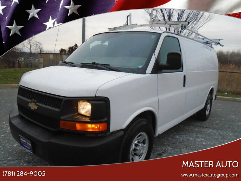 2015 Chevrolet Express Cargo for sale at Master Auto in Revere MA