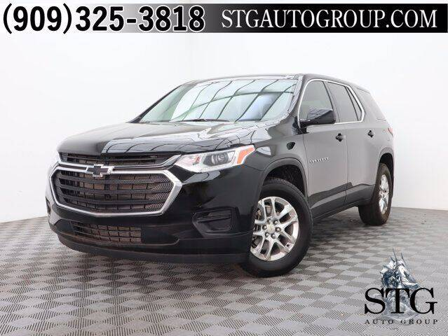 2020 Chevrolet Traverse for sale in Montclair, CA