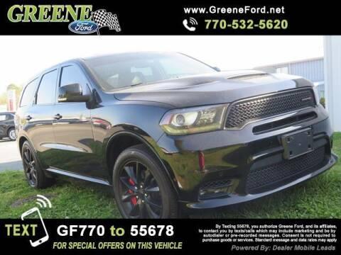 2018 Dodge Durango for sale at Nerd Motive, Inc. - NMI in Atlanta GA