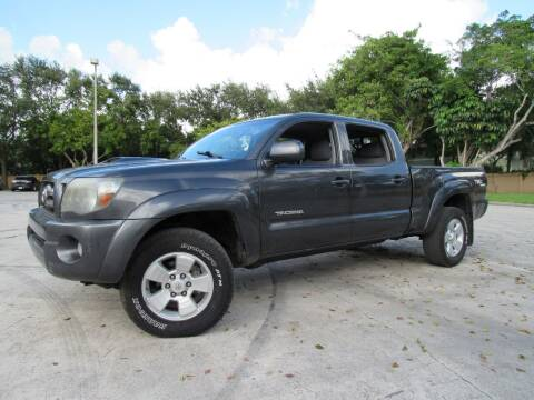 2010 Toyota Tacoma for sale at Easy Deal Auto Brokers in Hollywood FL
