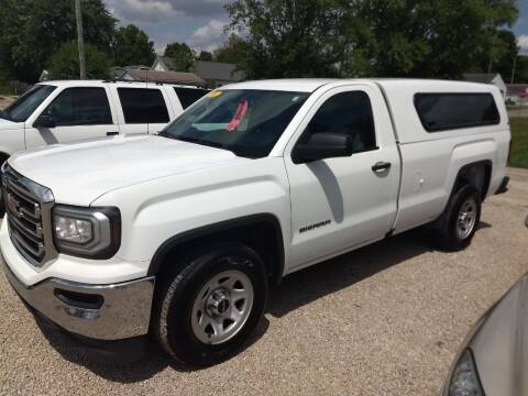 2016 GMC Sierra 1500 for sale at Economy Motors in Muncie IN