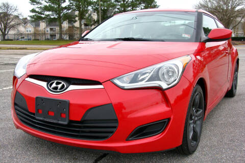 2014 Hyundai Veloster for sale at Prime Auto Sales LLC in Virginia Beach VA