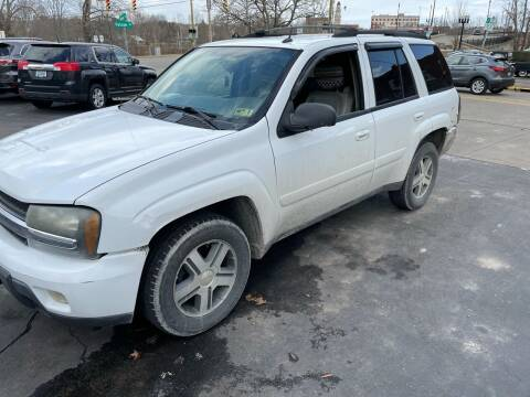 2005 Chevrolet TrailBlazer for sale at PUTNAM AUTO SALES INC in Marietta OH