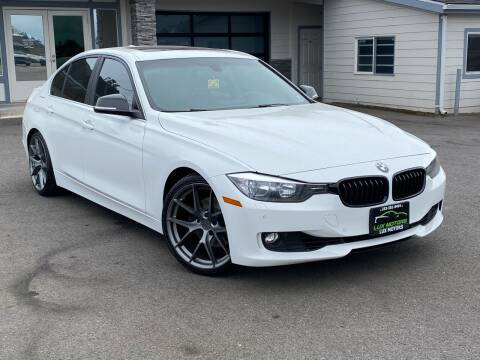 2015 BMW 3 Series for sale at Lux Motors in Tacoma WA