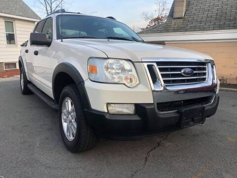 2008 Ford Explorer Sport Trac for sale at Dracut's Car Connection in Methuen MA