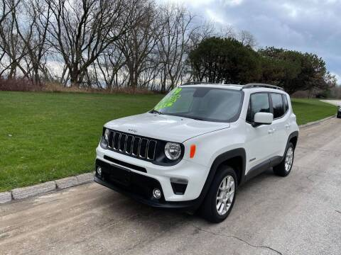 2019 Jeep Renegade for sale at Aleid Auto Sales in Cudahy WI