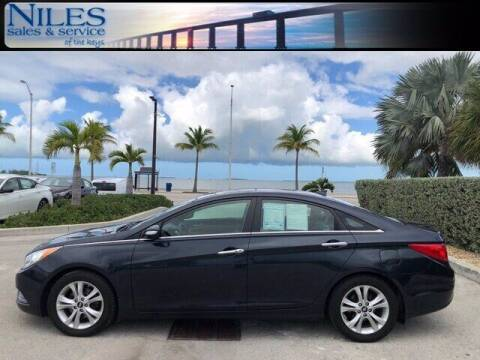 2013 Hyundai Sonata for sale at Niles Sales and Service in Key West FL