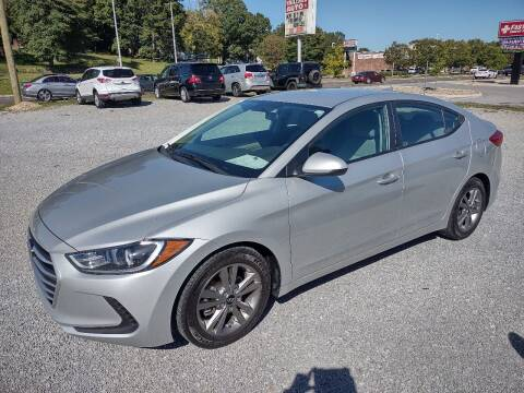 2017 Hyundai Elantra for sale at Wholesale Auto Inc in Athens TN