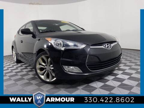 2013 Hyundai Veloster for sale at Wally Armour Chrysler Dodge Jeep Ram in Alliance OH