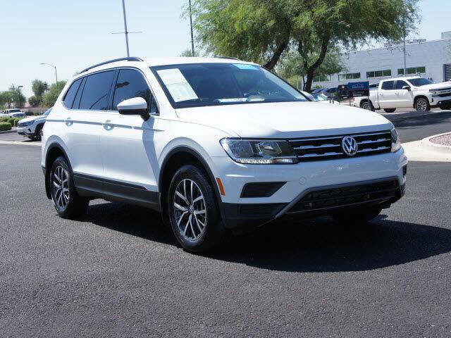 2019 Volkswagen Tiguan for sale at CarFinancer.com in Peoria AZ