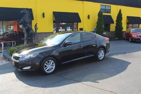 2013 Kia Optima for sale at Auto Exotica in Red Bank NJ