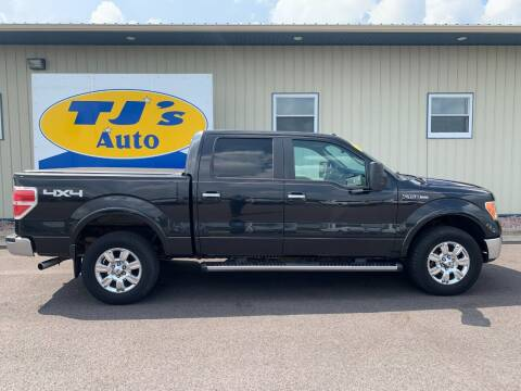 2010 Ford F-150 for sale at TJ's Auto in Wisconsin Rapids WI