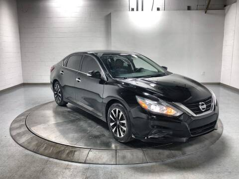2018 Nissan Altima for sale at CU Carfinders in Norcross GA