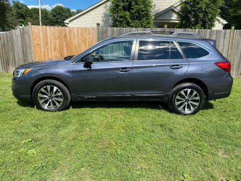 2015 Subaru Outback for sale at ALL Motor Cars LTD in Tillson NY