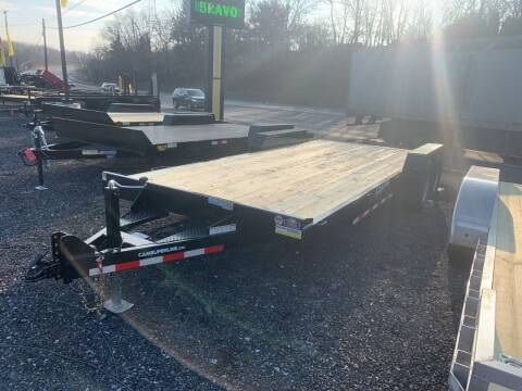 2021 Cam Superline Car Hauler 20' 10k for sale at Smart Choice 61 Trailers in Shoemakersville PA