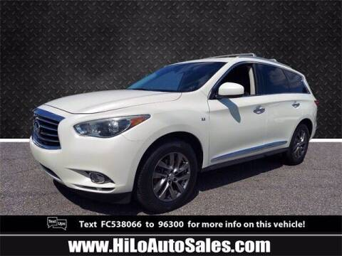 2015 Infiniti QX60 for sale at BuyFromAndy.com at Hi Lo Auto Sales in Frederick MD
