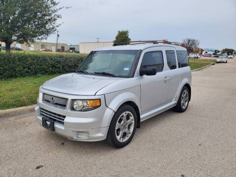 2007 Honda Element for sale at DFW Autohaus in Dallas TX