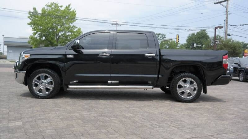 2014 Toyota Tundra for sale at Cars-KC LLC in Overland Park KS