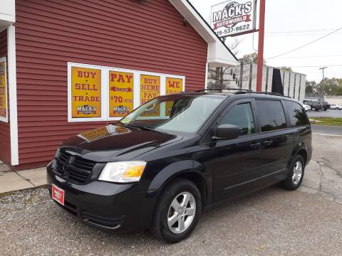2010 Dodge Grand Caravan for sale at Mack's Autoworld in Toledo OH