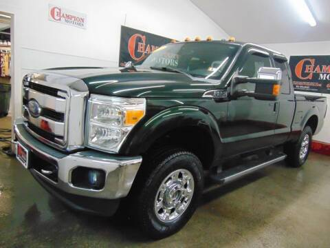 2013 Ford F-250 Super Duty for sale at Champion Motors in Amherst NH