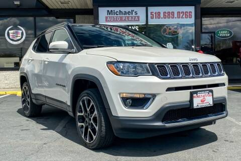 2018 Jeep Compass for sale at Michaels Auto Plaza in East Greenbush NY
