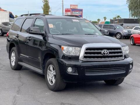 2016 Toyota Sequoia for sale at Brown & Brown Auto Center in Mesa AZ