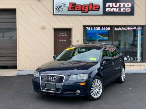 2006 Audi A3 for sale at Eagle Auto Sales LLC in Holbrook MA