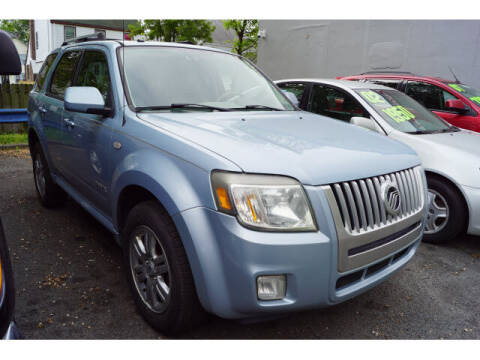 2008 Mercury Mariner for sale at M & R Auto Sales INC. in North Plainfield NJ