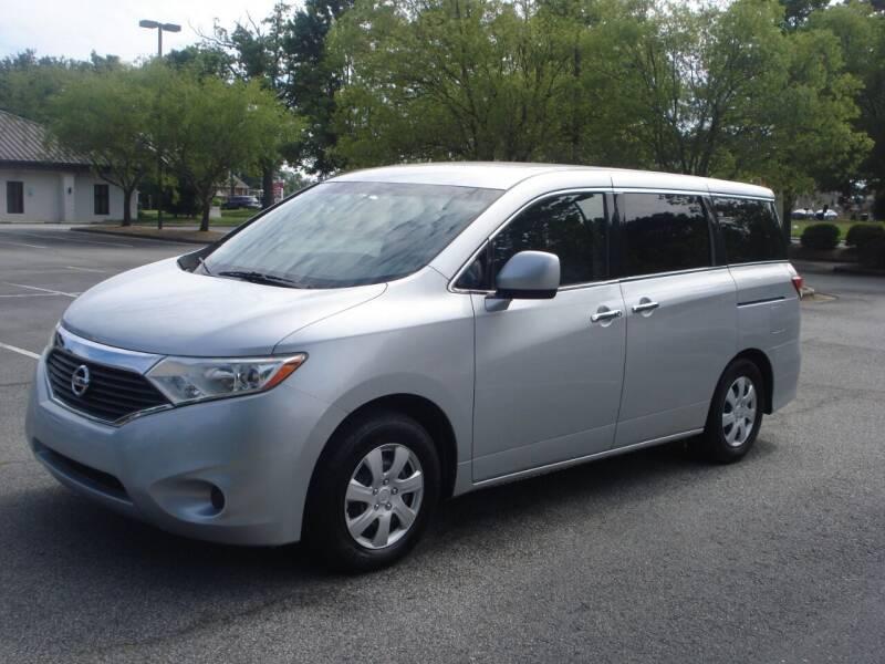 2011 Nissan Quest for sale at Uniworld Auto Sales LLC. in Greensboro NC