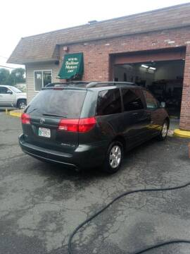 2005 Toyota Sienna for sale at Balfour Motors in Agawam MA