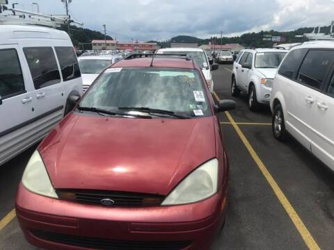 2002 Ford Focus for sale at Stan's Auto Sales Inc in New Castle PA