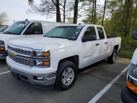 2014 Chevrolet Silverado 1500 for sale at Strosnider Chevrolet in Hopewell VA