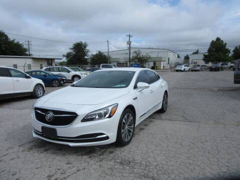 2017 Buick LaCrosse for sale at Grays Used Cars in Oklahoma City OK