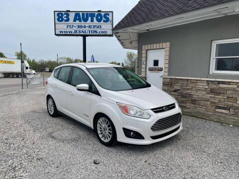 2013 Ford C-MAX Hybrid for sale at 83 Autos in York PA