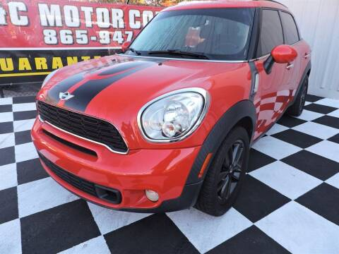 2012 MINI Cooper Countryman for sale at C & C Motor Co. in Knoxville TN