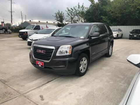 2016 GMC Terrain for sale at FREDY CARS FOR LESS in Houston TX