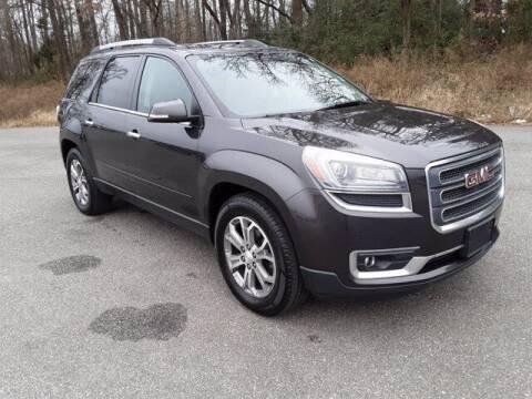 2014 GMC Acadia for sale at Strosnider Chevrolet in Hopewell VA