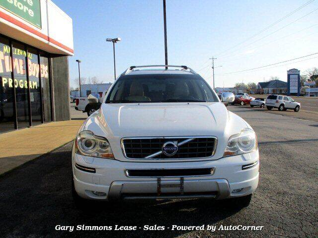 2014 Volvo XC90 for sale at Gary Simmons Lease - Sales in Mckenzie TN