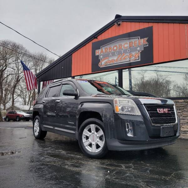 2013 GMC Terrain for sale at Harborcreek Auto Gallery in Harborcreek PA