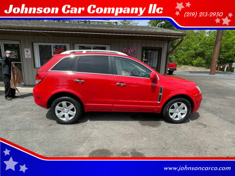 2010 Saturn Vue for sale at Johnson Car Company llc in Crown Point IN