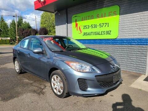 2013 Mazda MAZDA3 for sale at Vehicle Simple @ JRS Auto Sales in Parkland WA