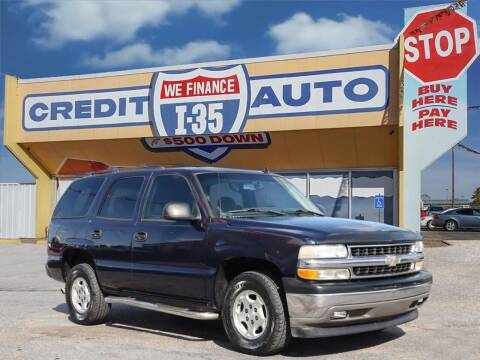2006 Chevrolet Tahoe for sale at Buy Here Pay Here Lawton.com in Lawton OK