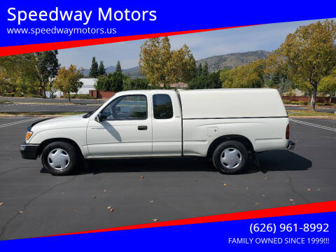 1998 Toyota Tacoma for sale at Speedway Motors in Glendora CA
