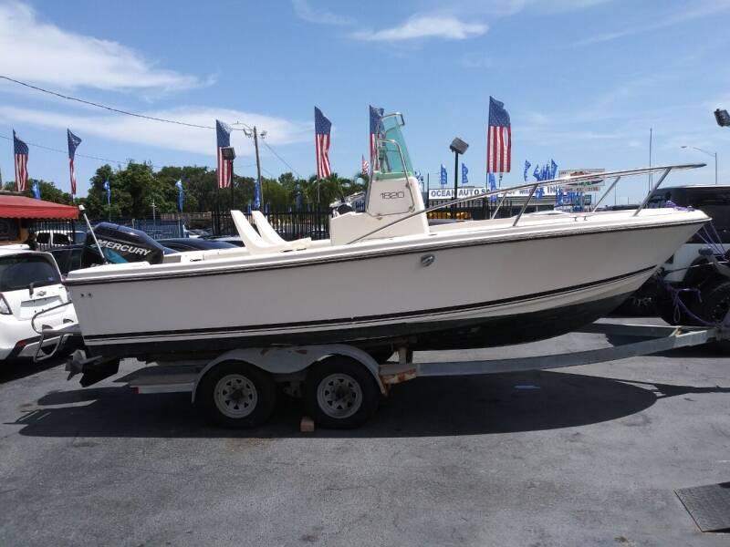 2011 ROBALO ROBALO for sale at AUTO ALLIANCE LLC in Miami FL