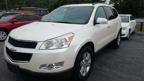2011 Chevrolet Traverse for sale at IDEAL IMPORTS WEST in Rock Hill SC