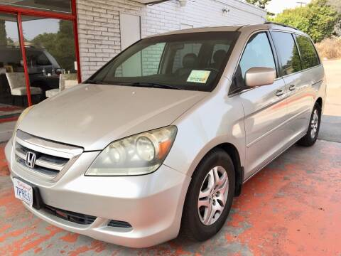 2006 Honda Odyssey for sale at MotorSport Auto Sales in San Diego CA