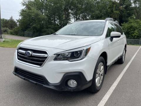 2019 Subaru Outback for sale at Ace Auto in Jordan MN