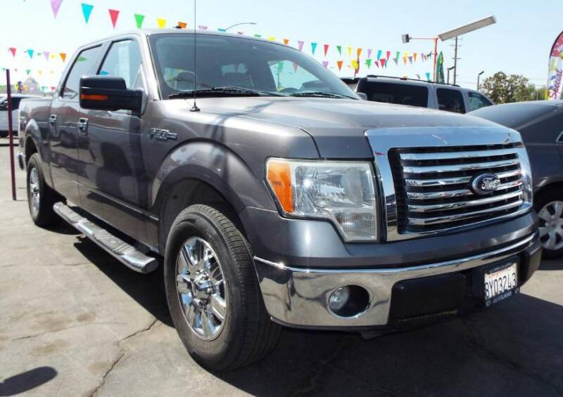 2010 Ford F-150 for sale at 559 Motors in Fresno CA